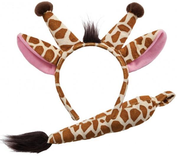 2-Teiliges Giraffen Set