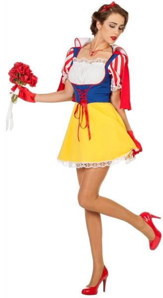 Verführerische Märcheschönheit Kleid 1