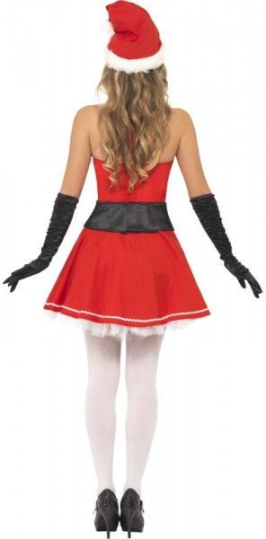 Süßes Santa Kostüm Für Damen