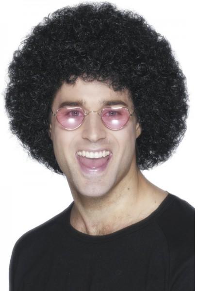 Classica parrucca afro