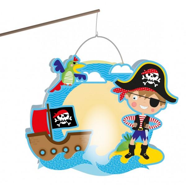 Piccolo kit artigianale per le lanterne Tommy Pirate