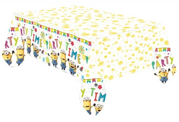 Hooray Minions tablecloth 1.8 x 1.2m
