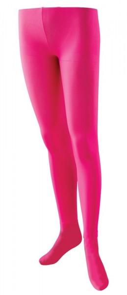 Opaque pink tights Victoria