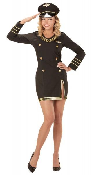 Süßes Pilotin Minikleid