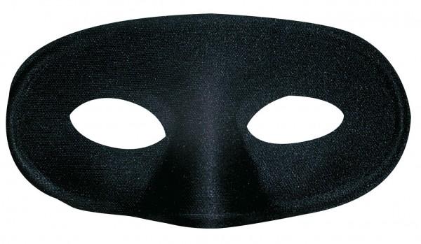 Masque pour les yeux noir classique