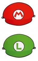 Super Mario Brothers Partyhüte