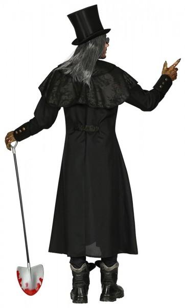 Gravedigger Trenchcoat for Men