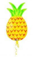 Ananas Garten Folienballon 43 x 78cm