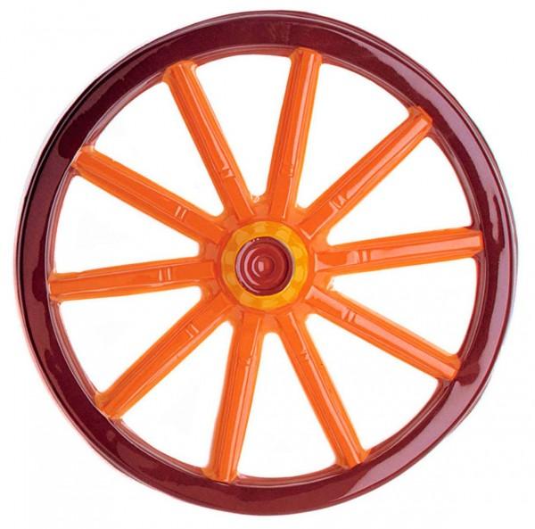 Riesen Wagenrad Wanddeko