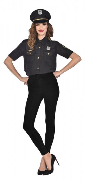 Policewoman Sandra Costume Ladies
