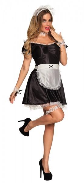 Kostium sexy pokojówki Lara