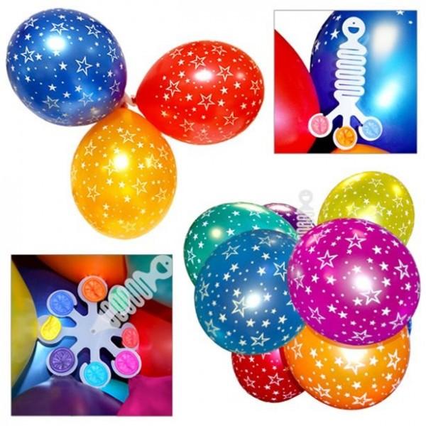 Ballonaufhänger 6-teilig