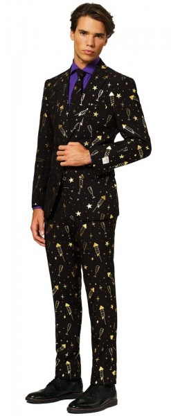 OppoSuits party suit Fancy Fireworks