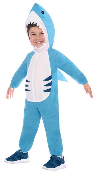 Haifisch Sharky Kinderkostüm