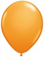 10 Orange Balloons 30cm