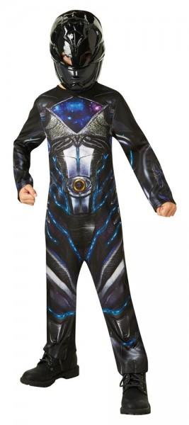Black Power Ranger Kostüm Für Jungen