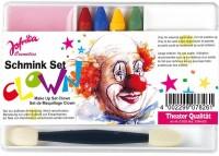 Jimbo Clown Make Up Set
