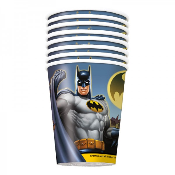 Original Batman Pappbecher 500ml