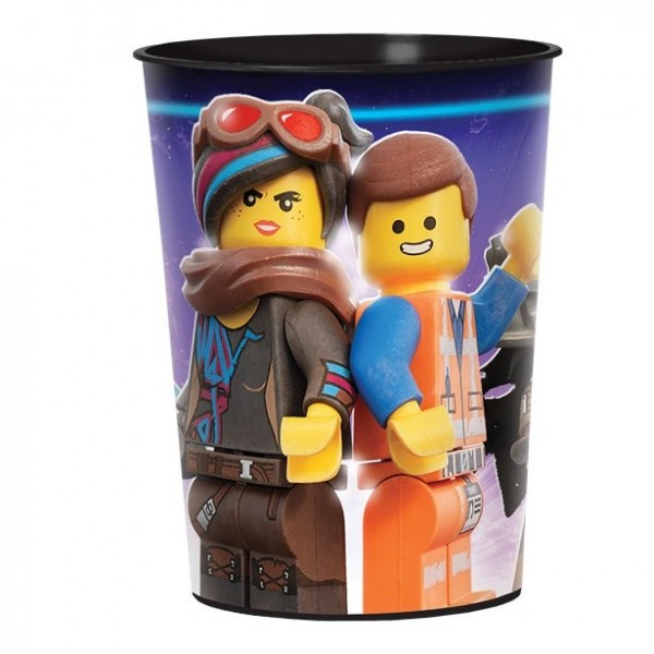 LEGO Movie 2 - Trinkbecher 473ml