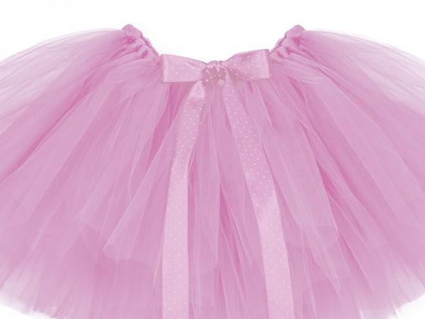 Tutu rose pour enfants 50 x 25cm