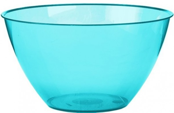 Turquoise serving bowl Basel 680ml
