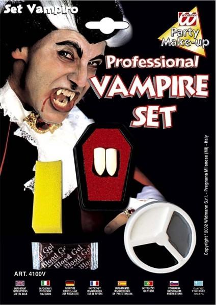 Kit da trucco Vampiro Halloween