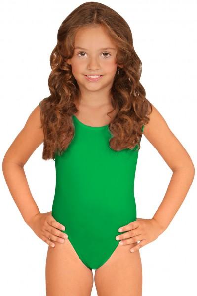 Corps vert pour les enfants