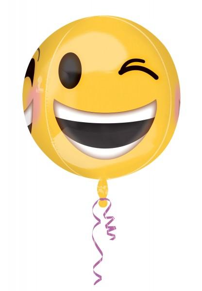 Orbz Ballon Happy Smileys