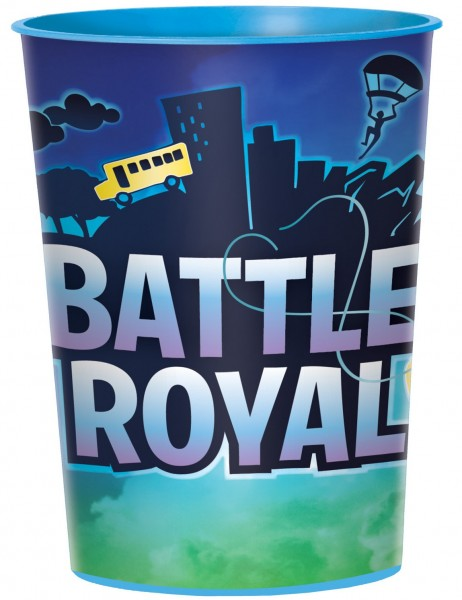 Battle Royal Birthday Becher 473ml