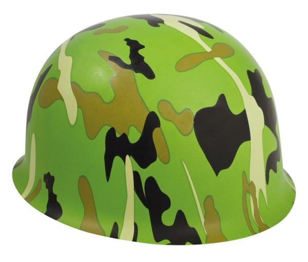 Military kids helmet