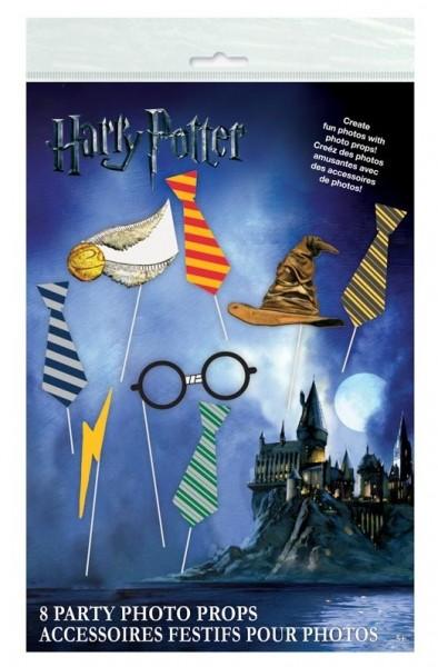 8 Harry Potter Hogwarts Foto Requisiten