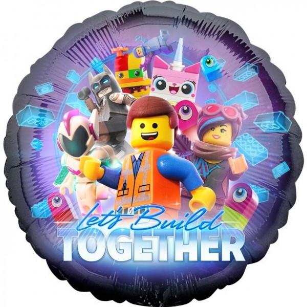 Lego Movie 2 Folienballon 46cm