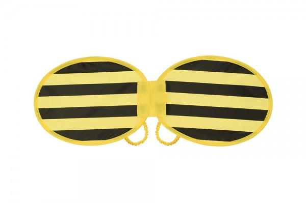 Gelb-Schwarze Bienenflügel Für Kinder
