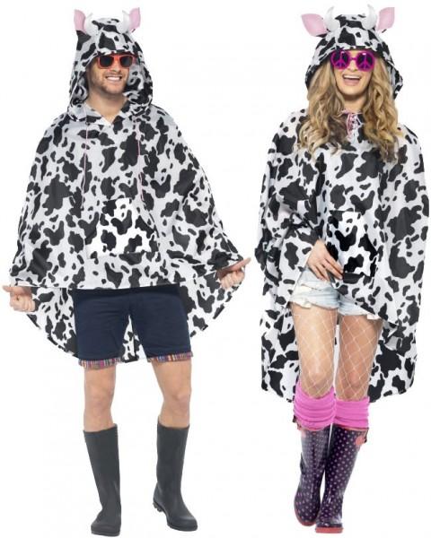Muh Kuh Regenschutz Poncho
