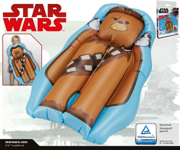Star Wars Kinder Luftmatratze Chewbacca 65x40cm
