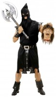 Böses Scharfrichter Kostüm