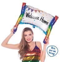 Rainbow Banner 73 x 56cm