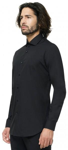 Camisa OppoSuits Caballero Negro hombre