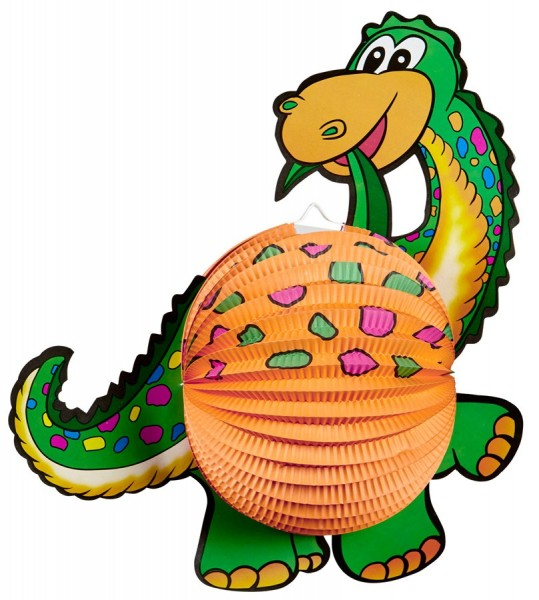 Bunter Dino Lampion 41cm 1
