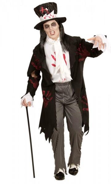 Zombie Dracula Herrenkostüm
