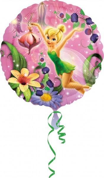 Foil balloon Tinker Bells floral magic