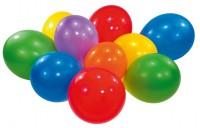 50 Latex Luftballons bunt 17,6cm