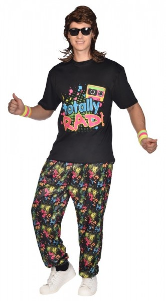 80's Bad Taste Zack Costume Men's