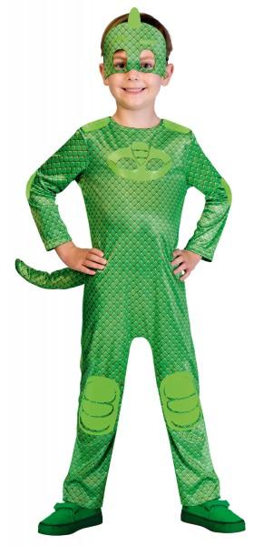 Disfraz PJ Masks Gekko para niños