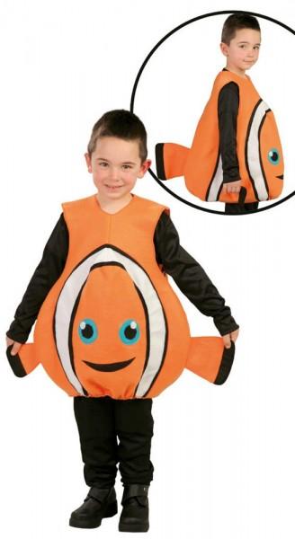 Kleiner Clownfisch Nino Kostüm