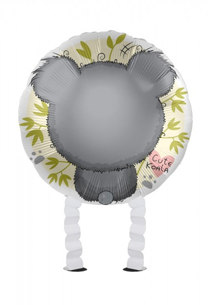Mini Koala Airwalker Folienballon 43cm