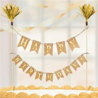 Golden Birthday Gala Tortendeko