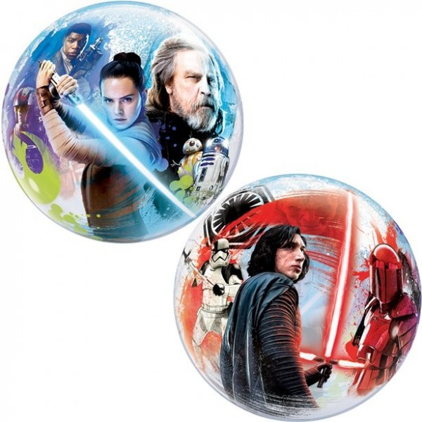 Star Wars letzter Jedi Orbz Ballon 56cm