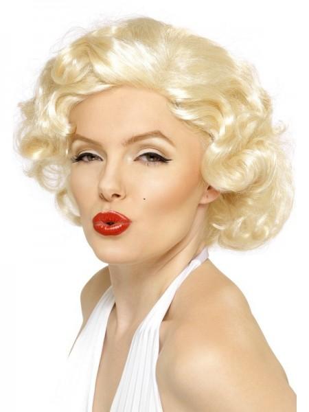 Marilyn Monroe Perücke Blond