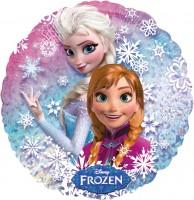 Frozen Winterspaß Folienballon